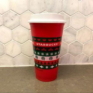 Starbucks 2020 Christmas Holiday Cup Grande